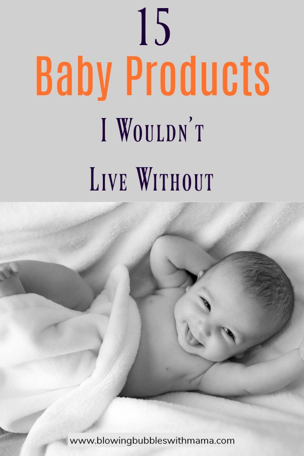 15 Baby Products