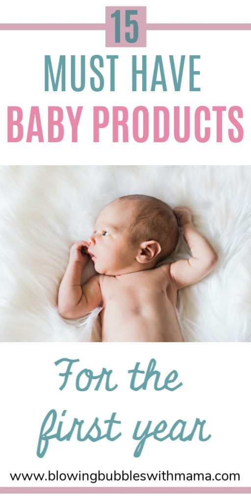 15 Must Have Baby Products