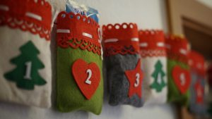 Advent Calendar Christmas Traditions