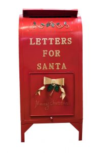 Letter to Santa Christmas Traditions