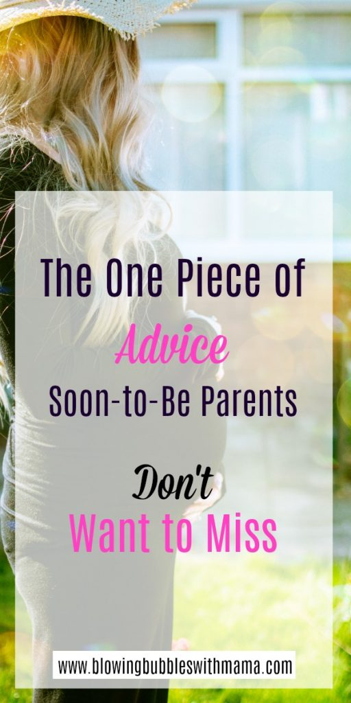Advice for Soon-to-Be Parents