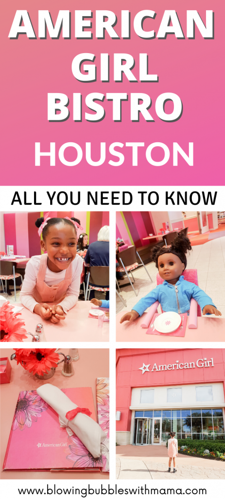 American Girl Bistro Houston