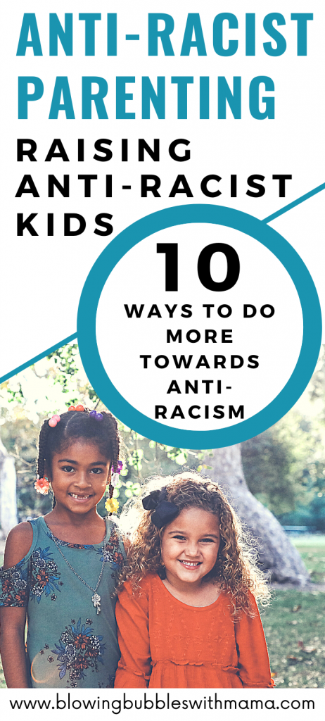 How to Raise Anti-Racist Kids